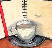 Morning Necessities by Amy-Elyse Neer