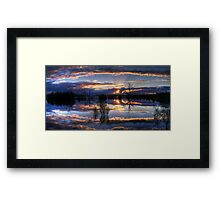 Drought Relief Framed Print