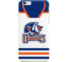 Bakersfield Condors Home Jersey iPhone Case/Skin