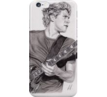 Niall On Stage iPhone Case/Skin
