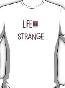 Life is Strange Logo 2 T-Shirt