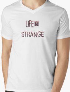 Life is Strange Logo 2 Mens V-Neck T-Shirt