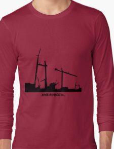 Work in progress T (WIP) Long Sleeve T-Shirt