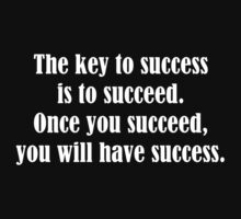 The Key To Success by AmazingVision