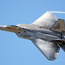 F-22 Raptor by jhames808