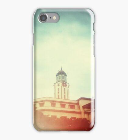 Manila City Hall by iPhoneographer Matteo Genota iPhone Case/Skin