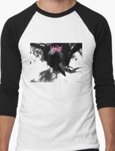 HELP! Men's Baseball ¾ T-Shirt
