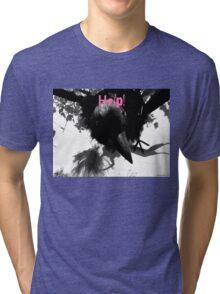 HELP! Tri-blend T-Shirt