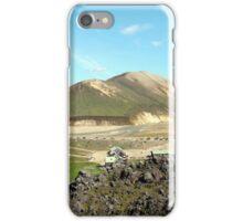 Landmannalaugar Iceland iPhone Case/Skin
