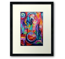 Rise of the Divine Feminine 1 Framed Print