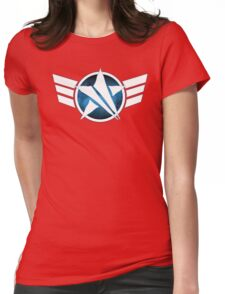 STR Squadron Womens Fitted T-Shirt