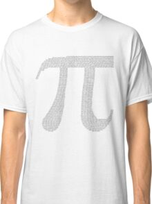Time for Pi Classic T-Shirt