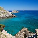 Mediterranean Blue by Alex Cassels