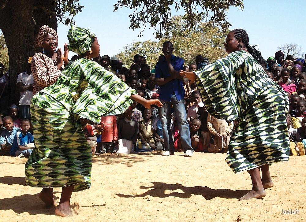 Les Tantes d'Afrique by Jaelah