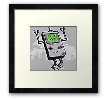 GameBot Framed Print