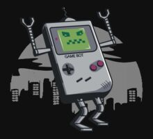 GameBot Baby Tee