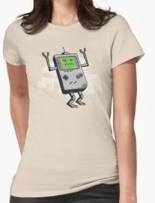 GameBot Womens Fitted T-Shirt