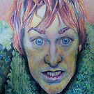 Needled and Pinned - CLOSER by DreddArt
