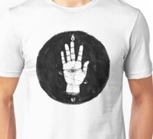 Future (Eye) On Palm Unisex T-Shirt