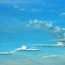 ISLANDS in the SKY.............. by Larry Llewellyn