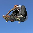 Bondi Beach Skate Park Sunday Session Series by Mick Duck