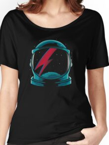 Major tom Women's Relaxed Fit T-Shirt
