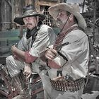 Gunfighters Of The Old West by Kenton Elliott