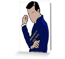 Moriarty Was Real... Greeting Card