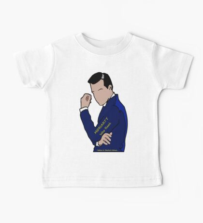 Moriarty Was Real... Baby Tee