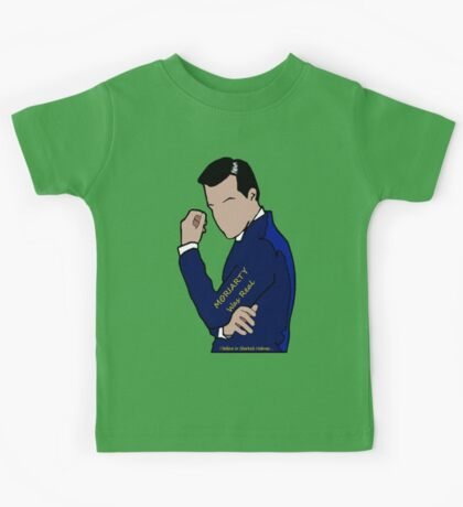 Moriarty Was Real... Kids Tee