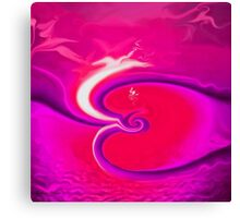 The Way Of Love - Abstract25  Art + Products Design  Canvas Print