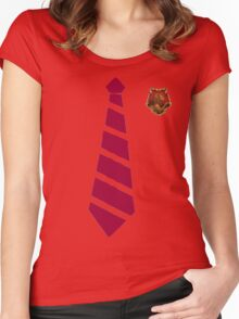 gryffindor Women's Fitted Scoop T-Shirt