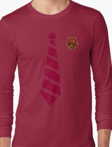 gryffindor Long Sleeve T-Shirt