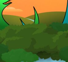 The Dinopocalypse Sticker