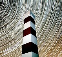 Star Trails & Tower by Mark Hobbs