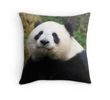 Clenched Throw Pillow
