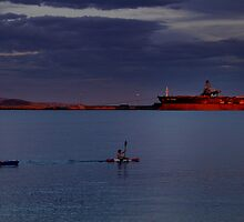 An Esperance Sunset by Eve Parry