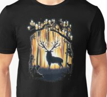 Deer God Master of the Forest Unisex T-Shirt