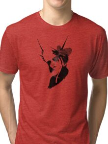 The Blind Witch Has the Sight Tri-blend T-Shirt