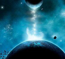 Corona Planet by charmedy