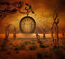Time expired by Geraldas Galinauskas