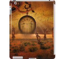 Time expired iPad Case/Skin