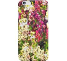 Snapdragons fruit and vegetable style! iPhone Case/Skin
