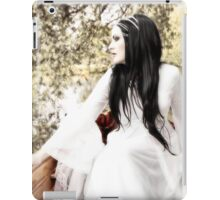 Bride on the Stour IV - Tranquility iPad Case/Skin