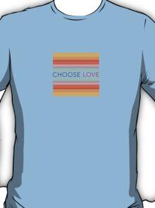 Choose Love - Gradient T-Shirt