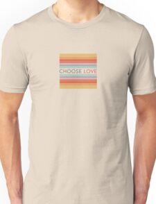 Choose Love - Gradient Unisex T-Shirt