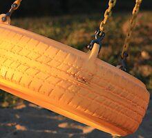 Swinging in the Sun- Wonder Lake, IL by nielsenca13