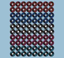 Vinyl Stack by gonnagofar