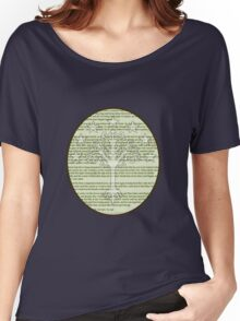 Lord of the Rings - Return of the King - White tree of Gondor Women's Relaxed Fit T-Shirt
