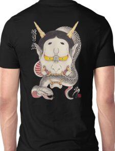 hannya and snake Unisex T-Shirt